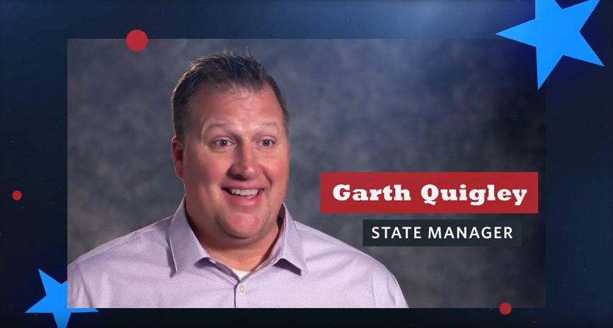 Garth Quigley